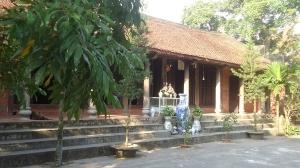 Ký sự thăm chùa Ráng