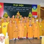 TƯGH chuẩn y nhân sự BTS Phật giáo tỉnh Gia Lai