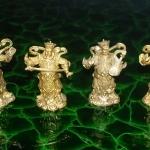 Tứ đại Thiên vương trong đạo Phật là những ai?