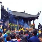 Kiến nghị không nên thu phí thăm Yên Tử