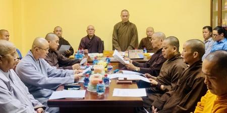 TP.HCM: Ban Văn hóa Phật giáo Thành phố họp tổ chức Tuần lễ Văn hóa và Hội thi Văn nghệ chào mừng Vesak 2019