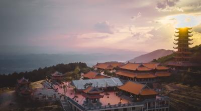 Hình ảnh và lịch sử chùa Đại Tuệ - Linh thiêng một cõi vua Quang Trung