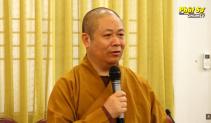 (TP HCM) Họp thảo luận về kế hoạch thành lập Ban bảo trợ Tạp chí Văn hóa Phật Giáo