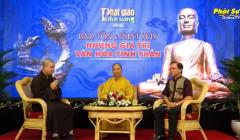 Phật giáo & Đời sống kỳ 6 Bảo tồn và phát huy những giá trị văn hóa tinh thần